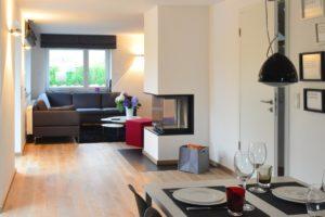 Sathurn Blick in den Wohnbereich