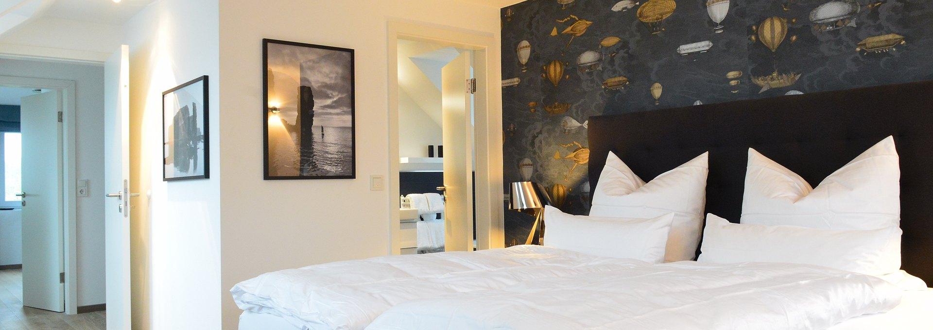 Sathurn Schlafzimmer