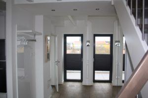 Türen zur Dachterrasse